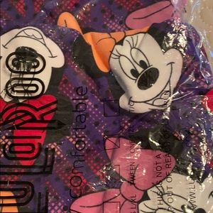 New Lularoe Minnie Mouse Leggings One Size